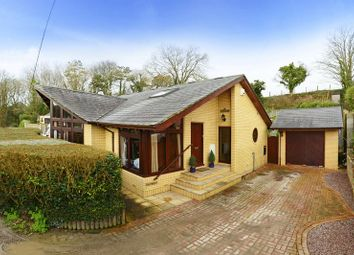 Thumbnail 3 bed detached bungalow for sale in The Launches, West Lulworth BH20.