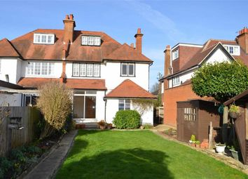 Thumbnail 2 bed flat to rent in Hampton Road, Teddington, Greater London