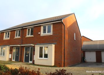 Thumbnail 4 bed semi-detached house for sale in Arle Road, Cheltenham, Gloucestershire
