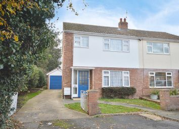 Thumbnail 3 bed semi-detached house for sale in St. Annes Road, Clacton-On-Sea