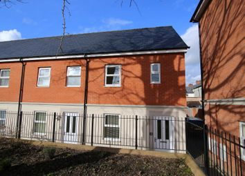 Thumbnail End terrace house for sale in William Street, Tiverton