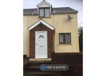Thumbnail 2 bed end terrace house to rent in Park Lane, Pembroke Dock