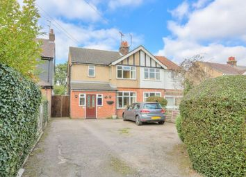 Thumbnail 3 bed semi-detached house for sale in Sandridge Road, St.Albans