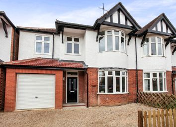Thumbnail 4 bedroom semi-detached house for sale in Woodfield Road, Peterborough