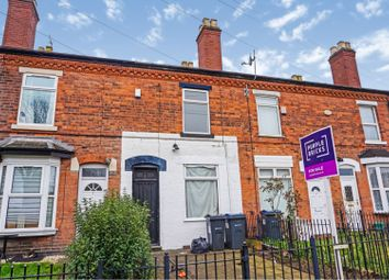 2 bed terraced house for sale in The Shrubbery, Coplow Street, Edgbaston, Birmingham B16