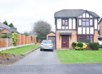 Thumbnail 3 bed detached house to rent in Keats Close, Hawarden, Deeside