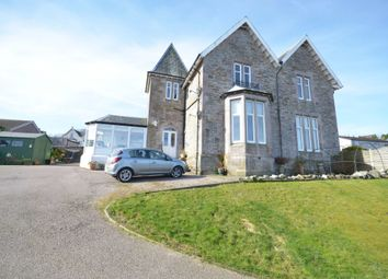 Thumbnail 3 bed flat for sale in Marine Parade, Dunoon