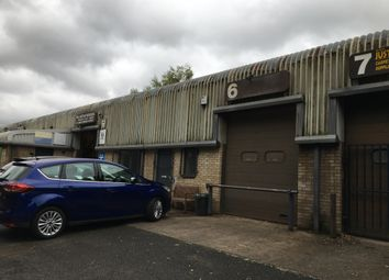 Thumbnail Industrial to let in Unit 6, Pontymister Industrial Estate, Risca, Newport