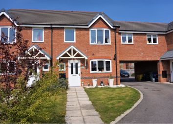 Thumbnail 3 bed mews house for sale in Lamberton Drive, Wrexham