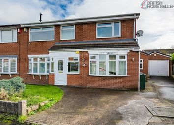 Thumbnail 3 bed detached house for sale in Springfield Road, Coppull, Chorley, Lancashire