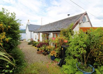 Thumbnail 2 bed cottage for sale in Bute Cottage Newton By, Strachur