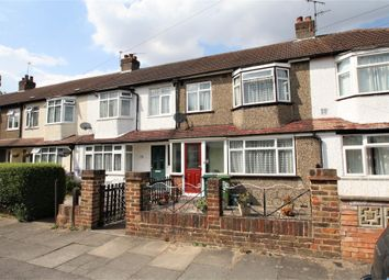 Thumbnail 3 bed terraced house for sale in Stainash Crescent, Staines-Upon-Thames, Surrey