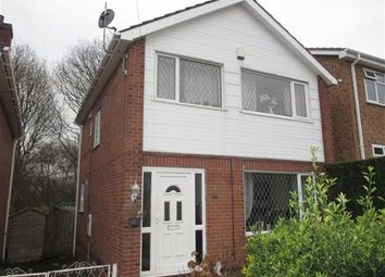 Thumbnail 3 bed detached house for sale in Saxton Avenue, Heanor, Nottingham
