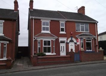 Thumbnail 3 bed semi-detached house for sale in Ravens Lane, Bignall End, Stoke-On-Trent, Staffordshire