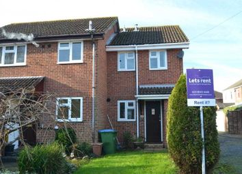 Thumbnail 2 bed semi-detached house to rent in Swift Hollow, Southampton