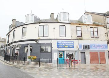 Thumbnail 1 bed flat for sale in 47A, Countess Street, Saltcoats KA215Hp