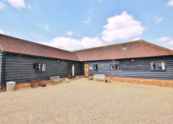 Thumbnail 3 bed detached house for sale in New House Farm Barns, Stondon Road, Ongar, Essex