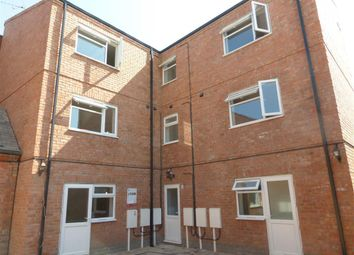 Thumbnail 1 bed flat to rent in Market Street, Loughborough