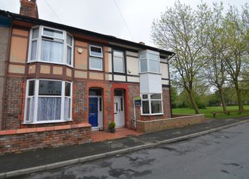 Thumbnail 3 bed end terrace house to rent in Kempton Road, New Ferry, Wirral