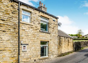Thumbnail 2 bed semi-detached house for sale in Upper Clough, Linthwaite, Huddersfield