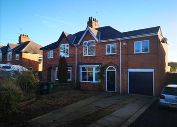 Thumbnail 4 bed semi-detached house for sale in Cropston Road, Anstey, Leicester