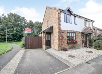 Thumbnail 2 bed semi-detached house for sale in Sorrell Drive, Newport Pagnell