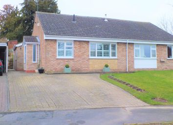 Thumbnail 2 bed semi-detached bungalow for sale in Hawthorn Crescent, Bewdley