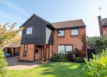 Thumbnail 4 bed detached house for sale in Higher Mead, Lychpit, Basingstoke
