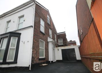 Thumbnail 4 bed semi-detached house for sale in Laburnum Road, Fairfield, Liverpool