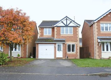 Thumbnail 3 bed detached house to rent in Rosedale Drive, Grantham