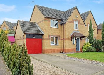 Thumbnail 3 bed detached house for sale in Weggs Farm Road, Duston, Northampton