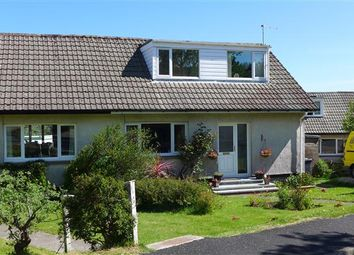 Thumbnail 2 bed semi-detached house for sale in Brathwic Terrace, Brodick, Isle Of Arran