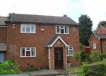 Thumbnail 2 bed end terrace house to rent in Summerpool, Bishops Frome, Worcester