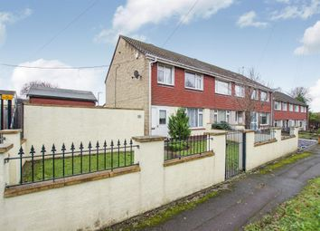 Thumbnail 3 bed end terrace house for sale in Alanscourt, Tower Road South, Warmley, Bristol
