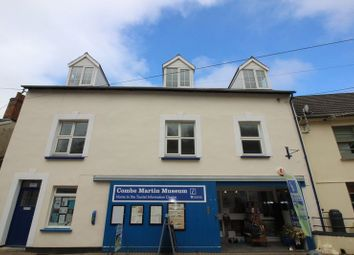 Thumbnail 2 bedroom flat to rent in Cross Street, Combe Martin, Ilfracombe