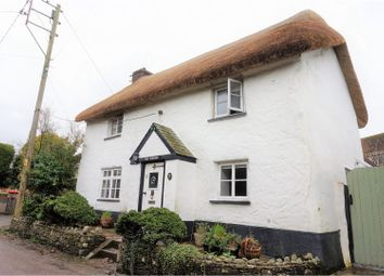 Thumbnail 3 bed cottage for sale in Wrafton, Braunton