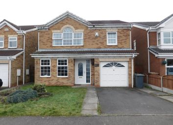 Thumbnail 4 bedroom detached house for sale in Claymar Drive, Newhall