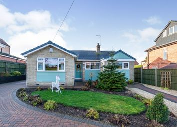Thumbnail 3 bed detached bungalow for sale in Candleby Lane, Cotgrave, Nottingham