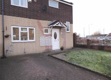 Thumbnail 3 bedroom end terrace house for sale in Littlehaven Close, Longsight, Manchester