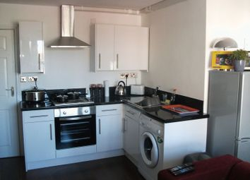 Thumbnail 1 bed flat to rent in Flat 1A, Fosse Road South