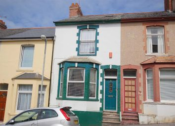 Thumbnail 2 bedroom terraced house for sale in Balmoral Avenue, Plymouth