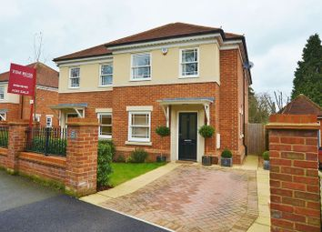 Thumbnail 3 bed semi-detached house for sale in North Drive, Beaconsfield