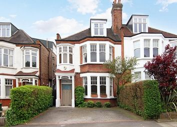 Thumbnail 5 Bed Semi Detached House To Rent In Vineyard Hill Road Wimbledon Park