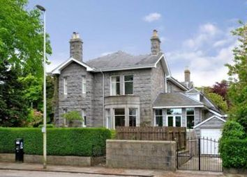 Thumbnail 6 bed detached house to rent in Rubislaw Den North, Aberdeen