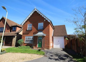 Thumbnail 4 bed detached house to rent in Jarvis Drive, Twyford, Reading