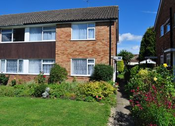 Thumbnail 2 bed flat for sale in Ladycroft Way, Farnborough, Orpington