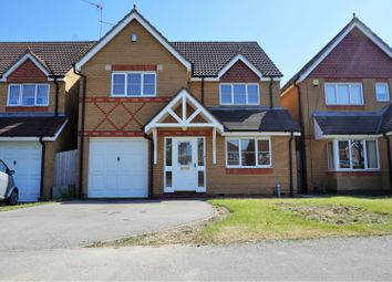 Thumbnail 4 bed detached house for sale in Jewsbury Way, Thorpe Astley
