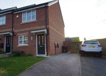 Thumbnail 2 bed end terrace house for sale in Woodend Square, Shipley