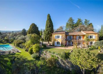 Thumbnail 6 bed property for sale in Sea View And Tremendous Charm, Grasse, Alpes Maritimes, Provence, France