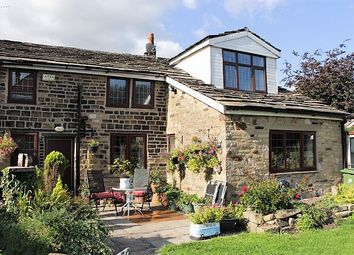 Thumbnail 4 bed cottage for sale in Stalybridge Road, Mottram, Via Hyde